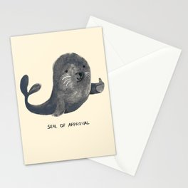 Seal Of Approval Stationery Cards