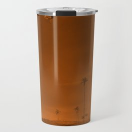 Diving Angel vintage Travel Mug