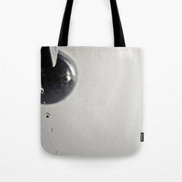 Bathroom Facet & Water Tote Bag