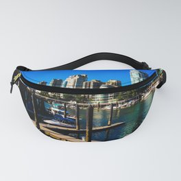 Vancouver British Columbia Canada Fanny Pack