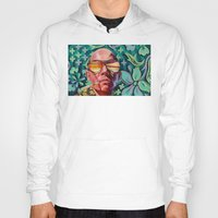 trip Hoodies featuring Bad Trip by Jared Yamahata