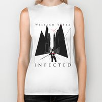 book cover Biker Tanks featuring Infected - Book Cover by svitka