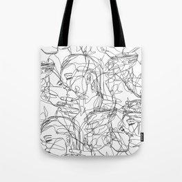Love on Repeat Tote Bag