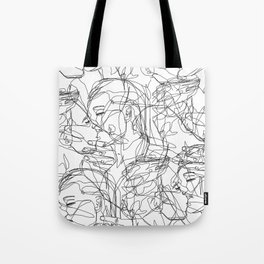 Love on Repeat Tote Bag