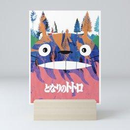 Toto Ro (Miyazaki) Mini Art Print