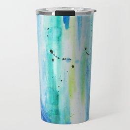 Ocean Vertical (where earth meets sky) Travel Mug