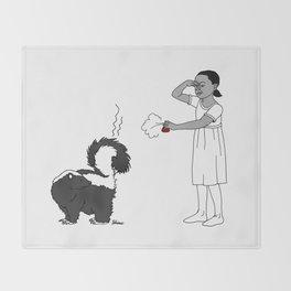 Danger Kids: Aromatherapy Throw Blanket