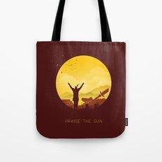 Solaire (Dark Souls) Tote Bag
