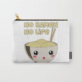 Ramen Bowl Japanese Noodles Soy Miso Noodle Soup Carry-All Pouch