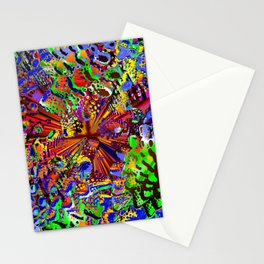 offshore seashell Stationery Cards