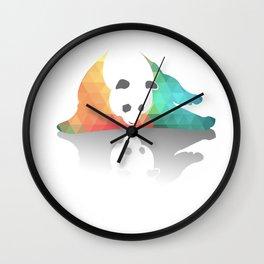 Pandarized Wall Clock