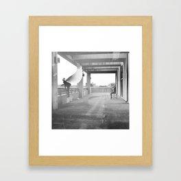 Icarus Complex Framed Art Print