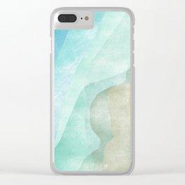 Stratum 9 Calm Clear iPhone Case