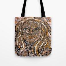 Bronzed Tote Bag