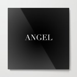 angel Metal Print