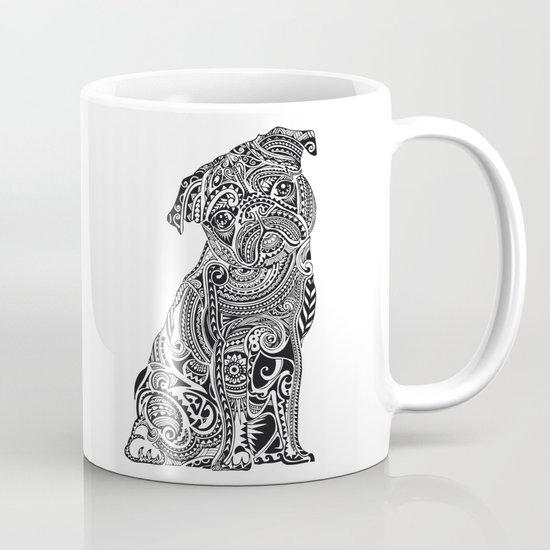 Polynesian Pug Mug