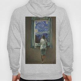 Dalí x Van Gogh Hoody