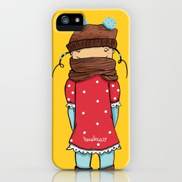 Be Authentic iPhone Case