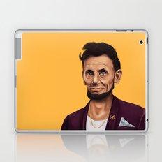 Hipstory -  Abraham Lincoln Laptop & iPad Skin
