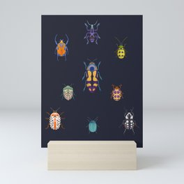 Beautiful bugs Mini Art Print