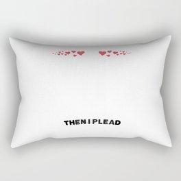 Animal Dog and Pug Lovers Rectangular Pillow