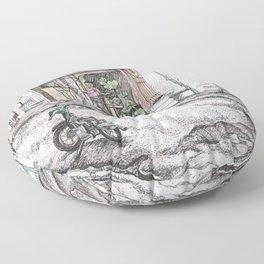 Puerto Plata Floor Pillow