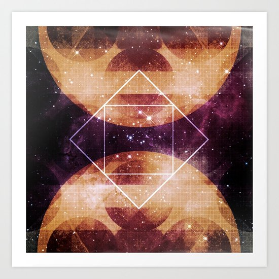 Star Catcher Art Print