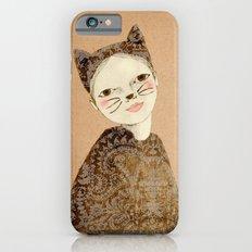 Kiki Kitty iPhone 6s Slim Case