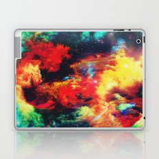 Colorful Clouds & Stars Laptop & iPad Skin