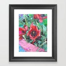 Tulips DPGPA151013-14 Framed Art Print