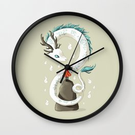 Dragon Spirit Wall Clock