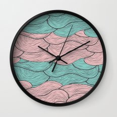 Summerlicious Wall Clock