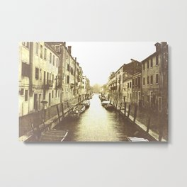 In Another Time Metal Print