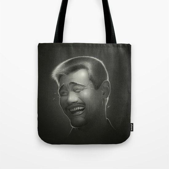 Yao Ming Tote Bag