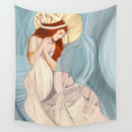 The Prayer Wall Tapestry