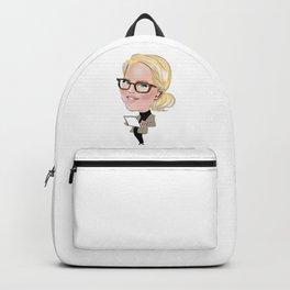 Kirsten carciature Backpack