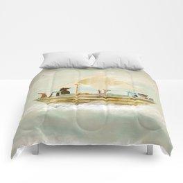 sky sailers Comforters