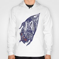 greg guillemin Hoodies featuring Abstract 2 by Greg Phillips by SquirrelSix