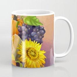 Commisions | Bat autumn harvest Coffee Mug