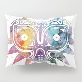 Majoras Mask Pillow Sham