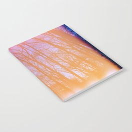 Expired Winter Colors Notebook