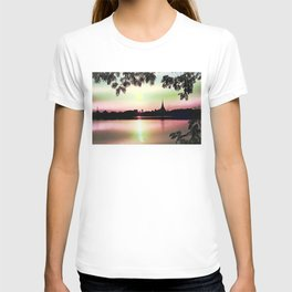 Pastel Sunset. T-shirt