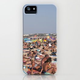 Beach Time 2! iPhone Case