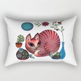 Weekend Chill Rectangular Pillow