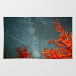 Fall Stars Rug