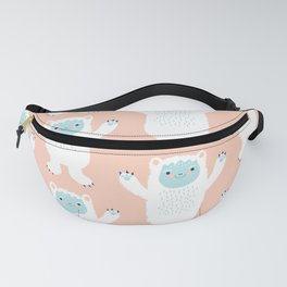 Yeti Be Friends! Fanny Pack