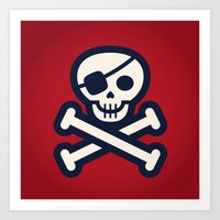 Jolly, Roger That Art Print