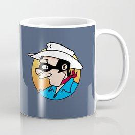 Marshal Mask Coffee Mug