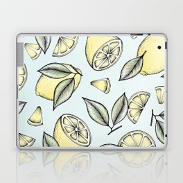 Lemon Tree Laptop & iPad Skin