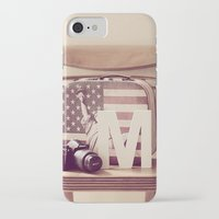 kit king iPhone & iPod Cases featuring Travel Kit  by Mandy_faith